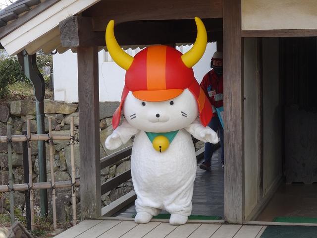 滋賀 彦根城 ひこにゃん