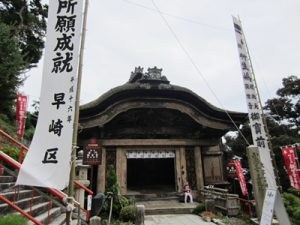 琵琶湖に浮かぶパワースポット 竹生島:唐門・観音堂1