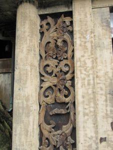 琵琶湖に浮かぶパワースポット 竹生島:唐門・観音堂も装飾1