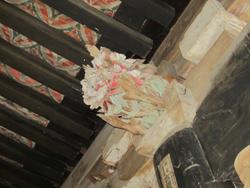 琵琶湖に浮かぶパワースポット 竹生島:唐門・観音堂も装飾2