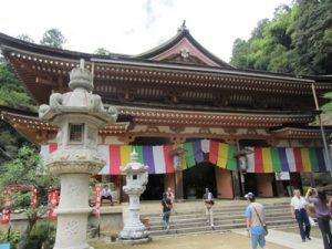 琵琶湖に浮かぶパワースポット 竹生島:本堂