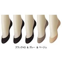 サンダルやパンプスの靴擦れから足を守る方法!:フットカバー1