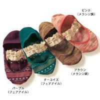 サンダルやパンプスの靴擦れから足を守る方法!:フットカバー2