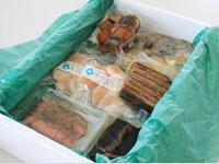 4種類のお試しおせちを試食しました!!:礼文島の四季 お試しおせち1