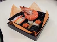 4種類のお試しおせちを試食しました!!:特製「セコムの食」の手作り和風おせち お試しセット3