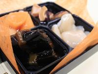 4種類のお試しおせちを試食しました!!:礼文島の四季 お試しおせち4