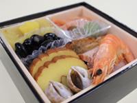 4種類のお試しおせちを試食しました!!:【博多久松2013】おためしおせち4