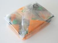 4種類のお試しおせちを試食しました!!:特製「セコムの食」の手作り和風おせち お試しセット1